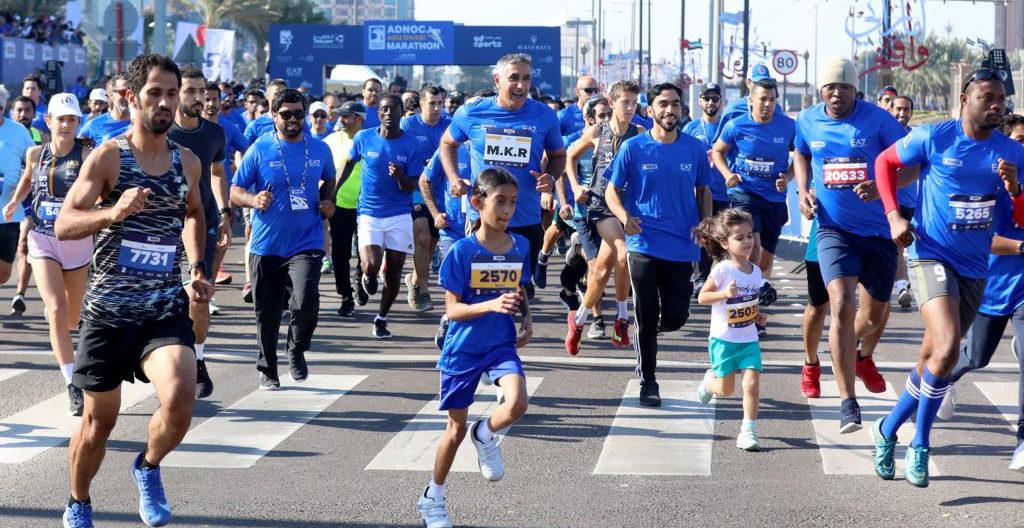 Registrations open for the 2019 Adnoc Abu Dhabi Marathon