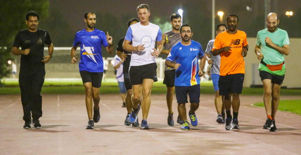 Adnoc Abu Dhabi Marathon Launches Free Weekly Training Sessions