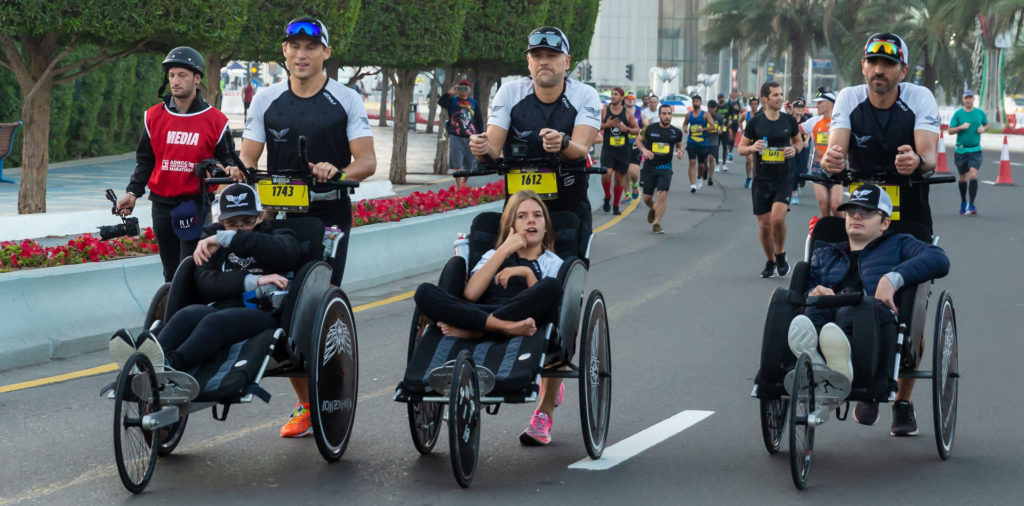 Q&A with Team Angel Wolf - A Race Of Inclusion