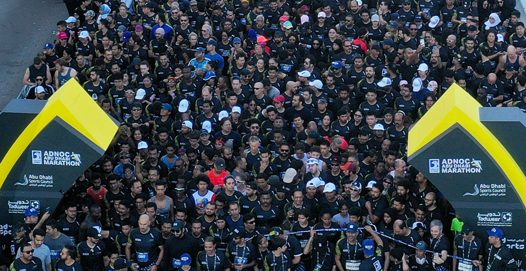 2020 ADNOC Abu Dhabi Marathon Announces Postponment To 2021