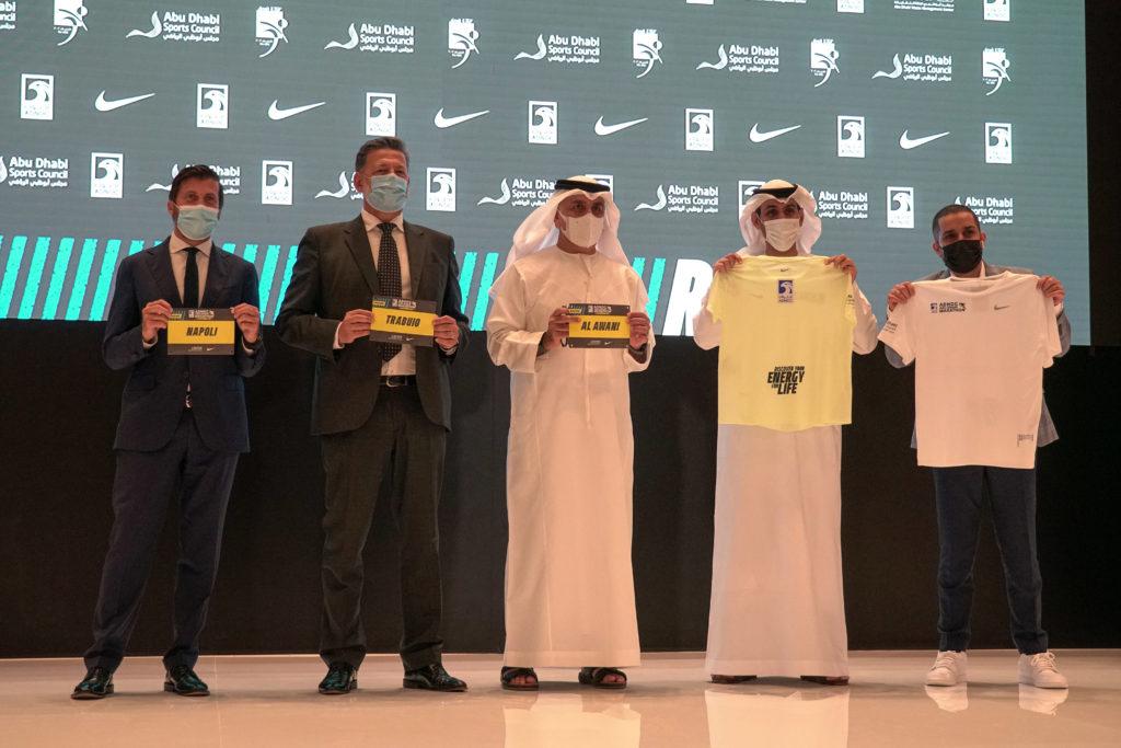 Abu Dhabi Sports Council And Adnoc Unveil Three Major Announcements For The 2021 Adnoc Abu Dhabi Marathon